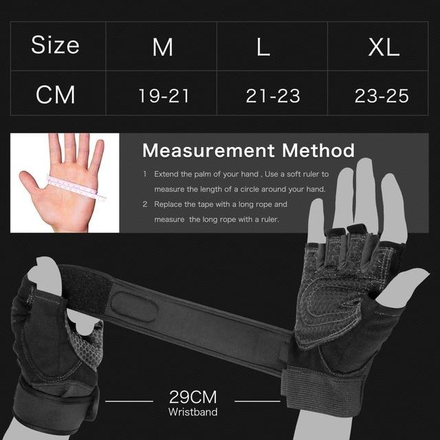 Gym Fitness Gloves  2