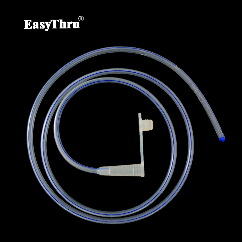 10pcs silicone medical stomach tube disposable pediatric adult enteral tube enteral nutrition feeding catheter Medical science