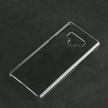 100pcs/lot.Transparent Crystal Clear Slim Hard PC protective back Case cover For Samsung galaxy note 9,free shipping by DHL