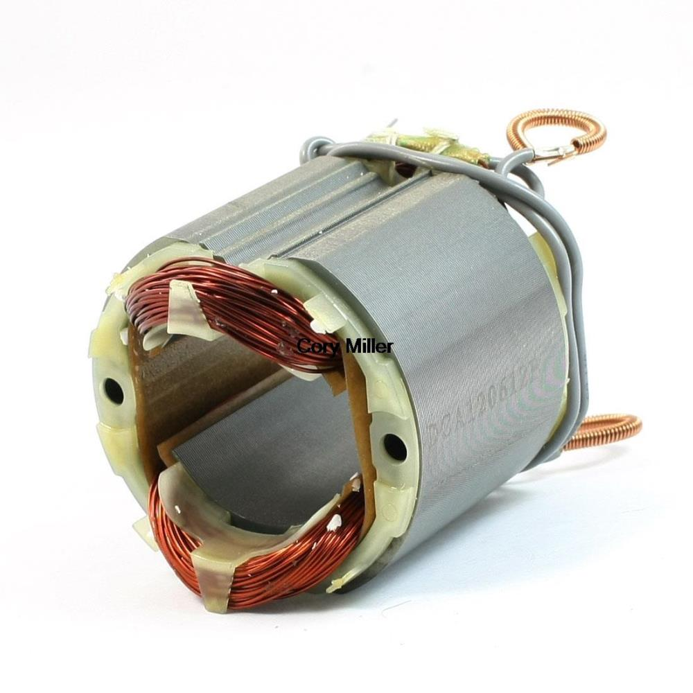 AC220V Marble Cutter Power Part 42mm Core 4 Cable Motor Stator for Makita 4100NH ac220v stainless steel shell 4 cable electric motor stator for hitachi tch 355hb