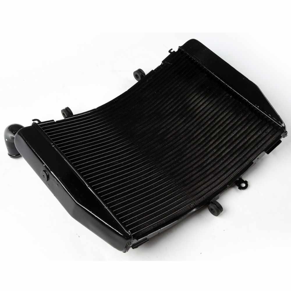 Мотоцикл черный Замена радиатора кулер для Honda CBR600RR CBR 600 RR 2007-2020 CBR600RR ABS 2009-2020
