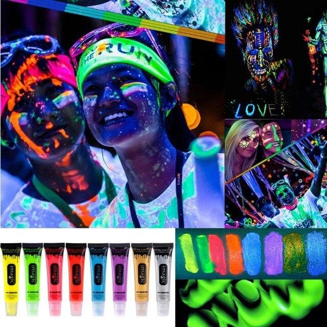 IMAGIC-Halloween-UV-Face-Paint-professional-Beauty-Makeup-Neon-UV-Bright-Face-Body-Paint-Fluorescent-Rave (2)
