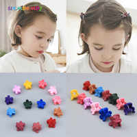 SLKMSWMDJ 1 pièces mini épingle à cheveux pour enfants accessoires chapeaux filles bébé pince à cheveux bandeau accessoires princesse clip 13 couleurs
