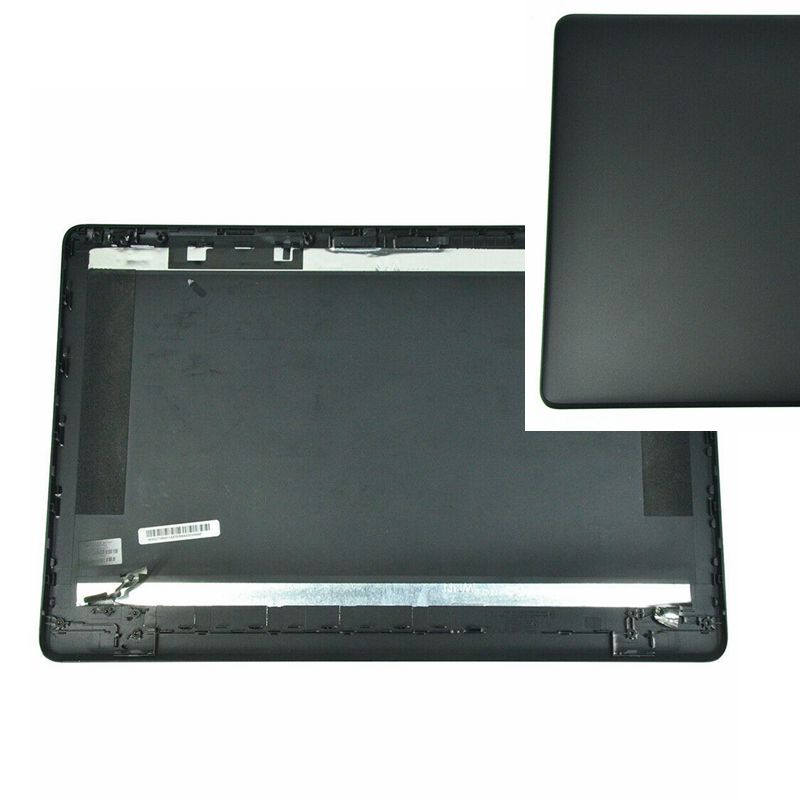 GZEELE New for HP 17 AK 17 BS 17BS 17AK LCD Back Cover Rear Lid case