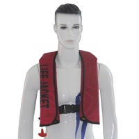 Summer Swimming Automatic Inflatable Life Survival Jacket Professional Adult Fishing Life Vest Swimwear Water Sports