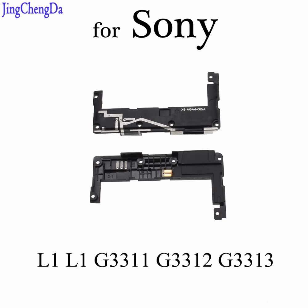 Jcd Ponsel Bagian Keras Speaker Buzzer Modul dengan Vibrator FLEX Kabel untuk Sony Xperia XA Ultra Z2 LT39 Speaker Telinga