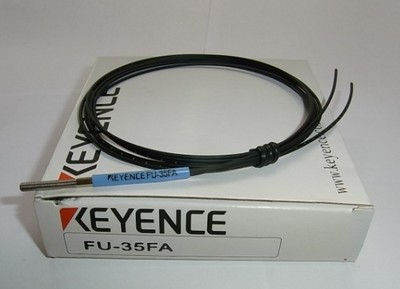 Freeshipping NEW Sensor KEYENCE FU-35FA, Optical Fiber Switch Sensor FU35FA, FU 35FA