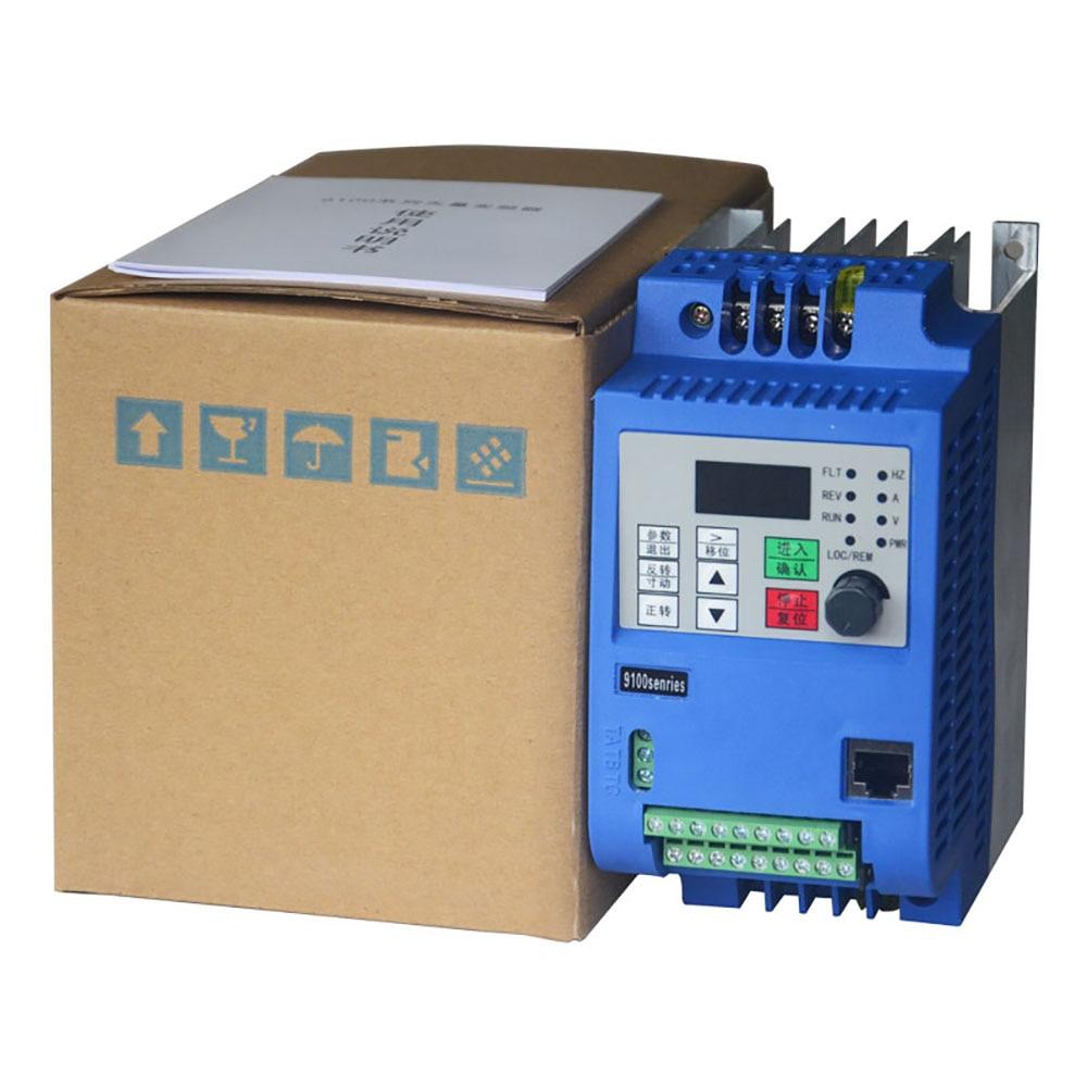 HTB1SZvGeRWD3KVjSZFsq6AqkpXaA - SKI780 VFD Variable Frequency Converter for Motor Speed Control 220V/380V 0.75/1.5/2.2KW Adjustable Speed frequency inverter