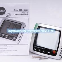 Testo 608-H1 цифровой измеритель влажности/точки росы/температуры(0560 6081)!! Testo608-H1