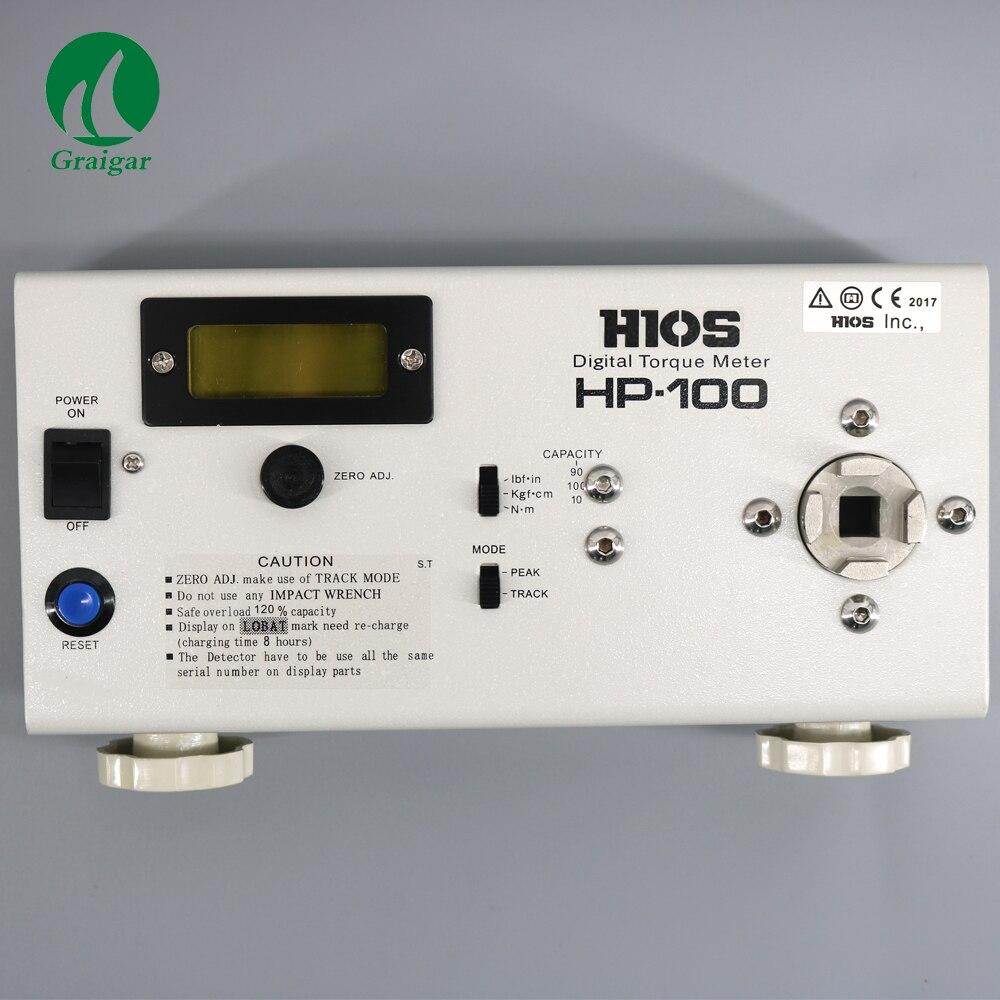 HP 100 Digital Torque Meter Screw Driver Wrench Measure Tester Range 0 15 10N