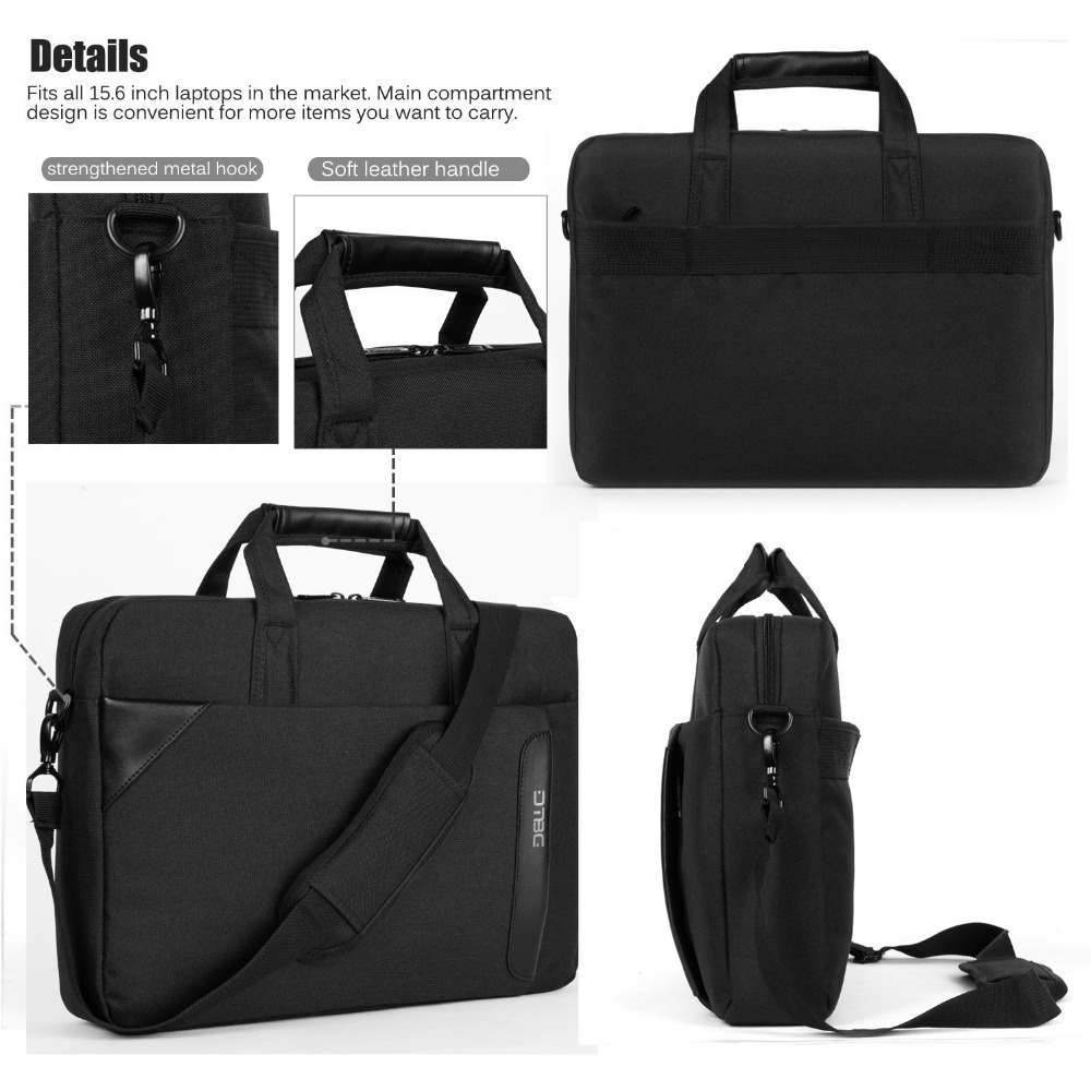 15939f24ed4b Briefcase Messenger Bag Laptop Case