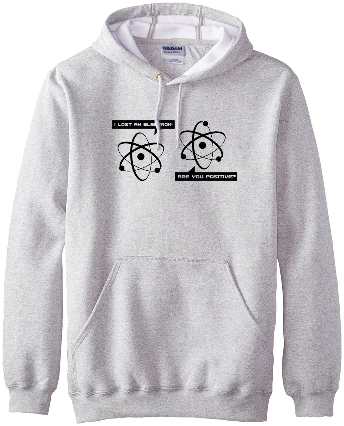 2017 spring new warm fleece high quality sweatshirt men Funny font b Science b font Hoodies