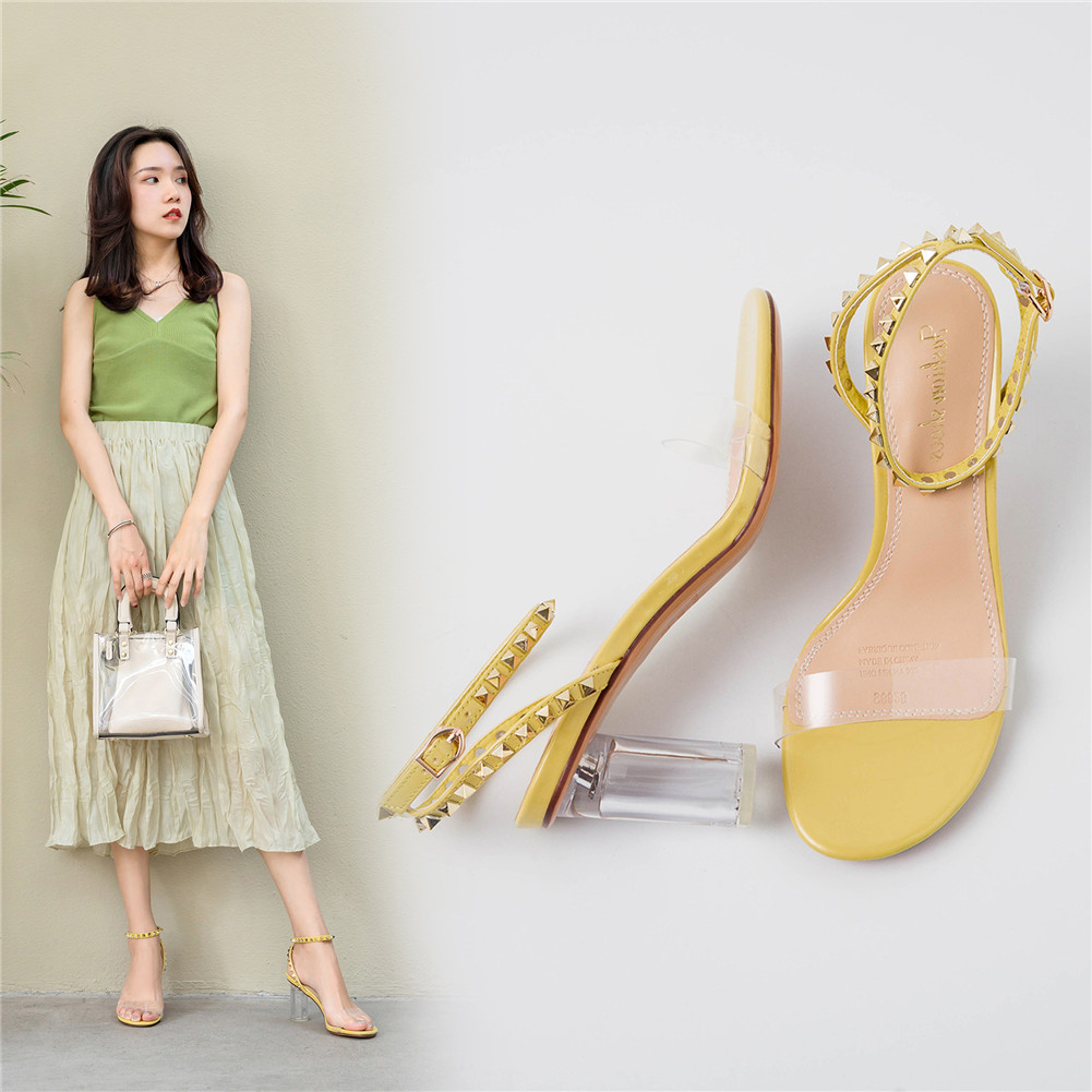 JOUIR TALONS 2019 New Summer Open Toe Simplee Soled Women Fashion Sandals Female High Heels Party Ladies ShoesJOUIR TALONS 2019 New Summer Open Toe Simplee Soled Women Fashion Sandals Female High Heels Party Ladies Shoes