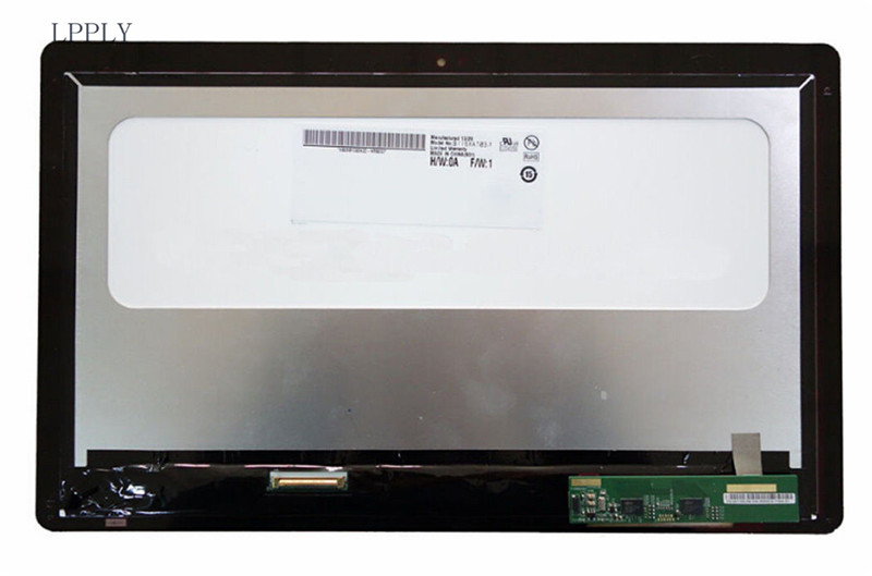 LPPLY For Acer Aspire P3-171P P3-171 LCD Display With Touch Screen Digitizer Assembly 1366*768 FREE SHIPPING high quality a 16 lcd screen ltn160at01 for acer aspire 6920g 6930g 6935g screen panel 1366 x 768