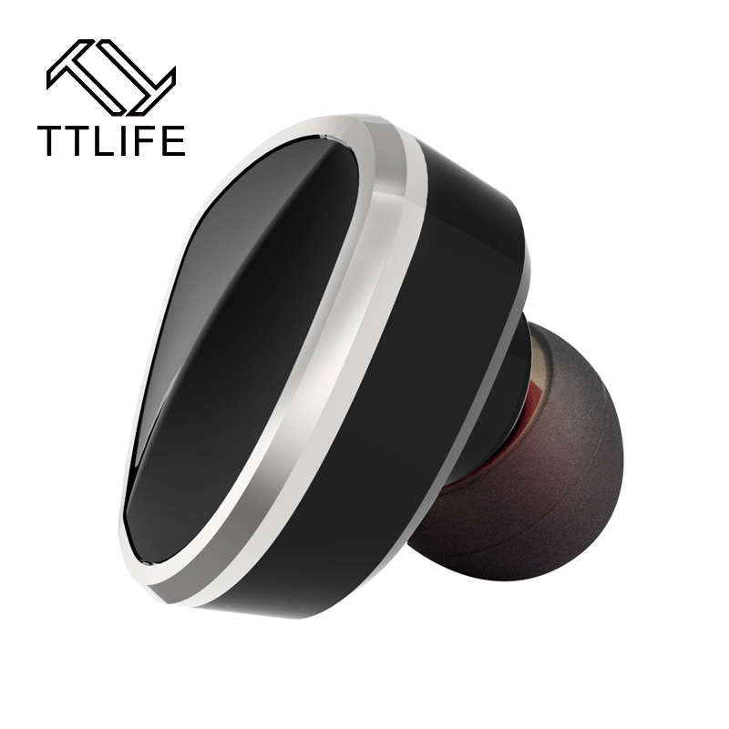 TTLIFE High quality Mini Wireless Bluetooth Earphone heatset sport Stereo Headphones for iPhone Samsung Xiaomi fone de ouvido ttlife mini wireless stereo bluetooth v4 0 headset high quality handsfree headphones universal for iphone samsung all phones