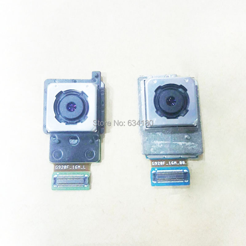 For <font><b>Samsung</b></font> Galaxy <font><b>S6</b></font> G920 G920F Back Rear <font><b>Camera</b></font> <font><b>Module</b></font> Big Main <font><b>Camera</b></font> 16MP image