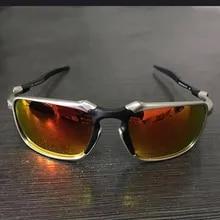 MTB Sports Riding Cycling Sunglasses Polarized Cycling Glasses Men's Sunglasses Bicycle Mountain Bike Glasses Cycling Eyewear 20