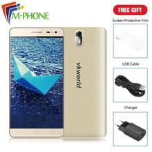 Оригинальный vkworld G1 мобильный телефон 5.5 дюймов 4 г 5000 мАч Android 5.1 MTK6753 Octa core 3 г Оперативная память 16 г Встроенная память 13.0MP + 8.0MP Камера смартфон