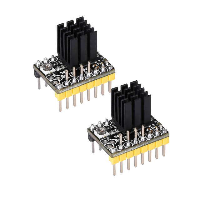 US $3 6 |TMC2208 V2 0 TMC2130 V1 1 SPI Stepper Motor Driver For Ramps 1 4  1 5 Ramps 1 6 MKS 3D Printer Board Reprap For 3D Printer Parts-in 3D  Printer