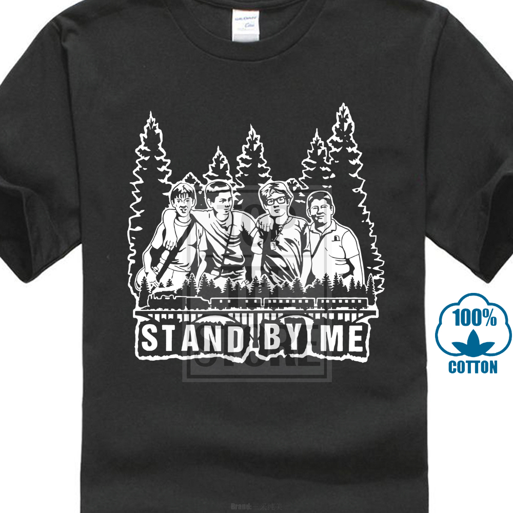 Stand By Me 80S Movie T Shirt