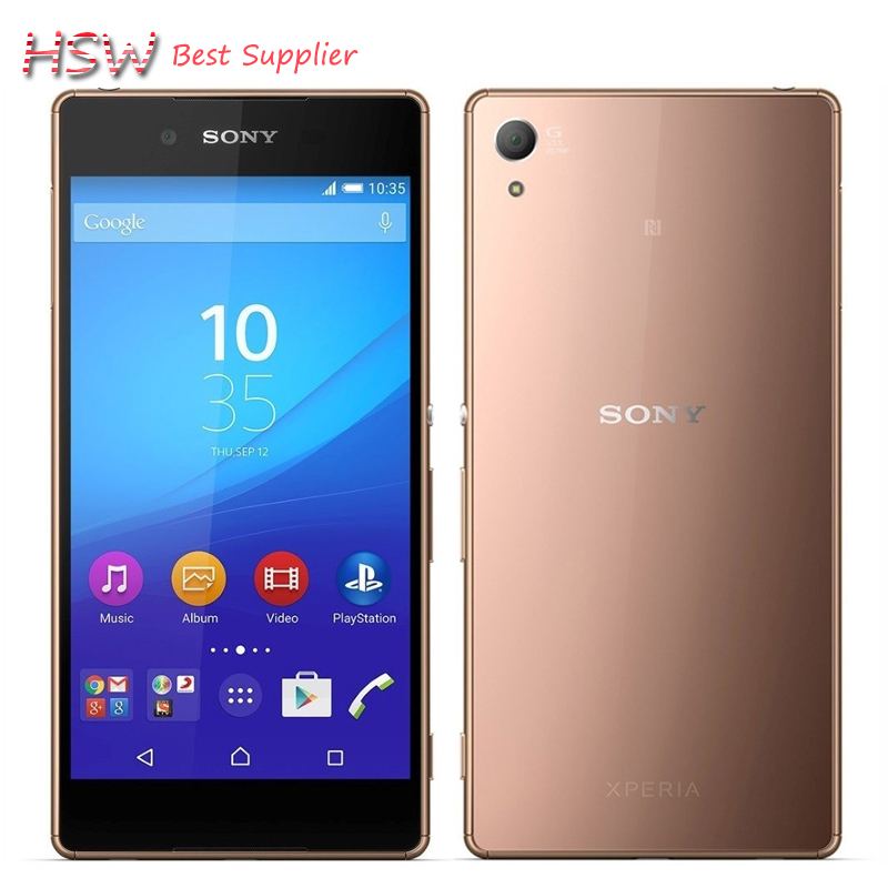 100% Original Unlocked Sony Xperia Z3 Pls