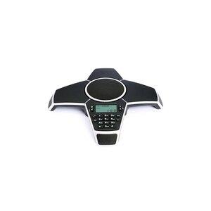 Image 4 - A550PUE Multipoint zestaw głośnomówiący zestaw głośnomówiący publicznej komutowanej sieci telefonicznej telefon konferencyjny z 2 rozbudowy mikrofony