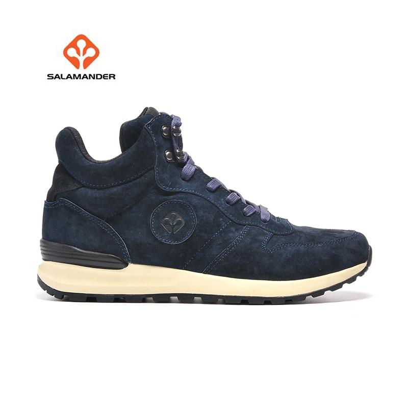 Blue Climbing Shoes