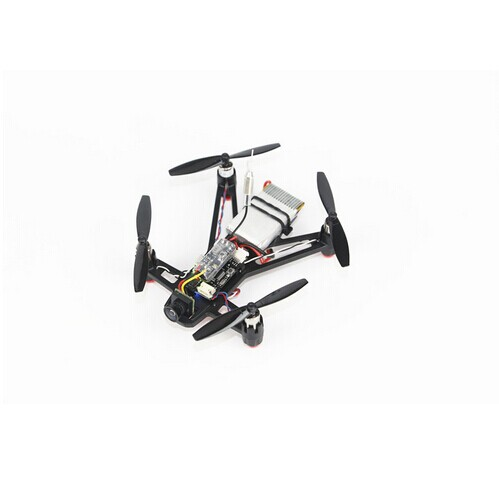 Mini FPV Drone Q100 Indoor Brushed Quadcopter Motor ESC F3 DIY FPV Rc Racing Drone WITH Camera PNP Kit  F19453 newest diy mini drone jjrc jjpro t2 85mm fpv racing drone arf with 5 8g 40ch 800tvl naze32 brushed fc md8520 motor multicopter
