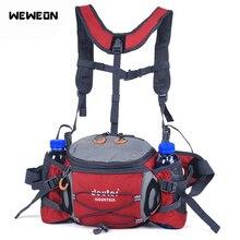 Многофункциональные поясные сумки для бега походные рюкзаки для езды на открытом воздухе Велоспорт скалолазание спортивные Пенни сумки с держателями для бутылок альпинизм