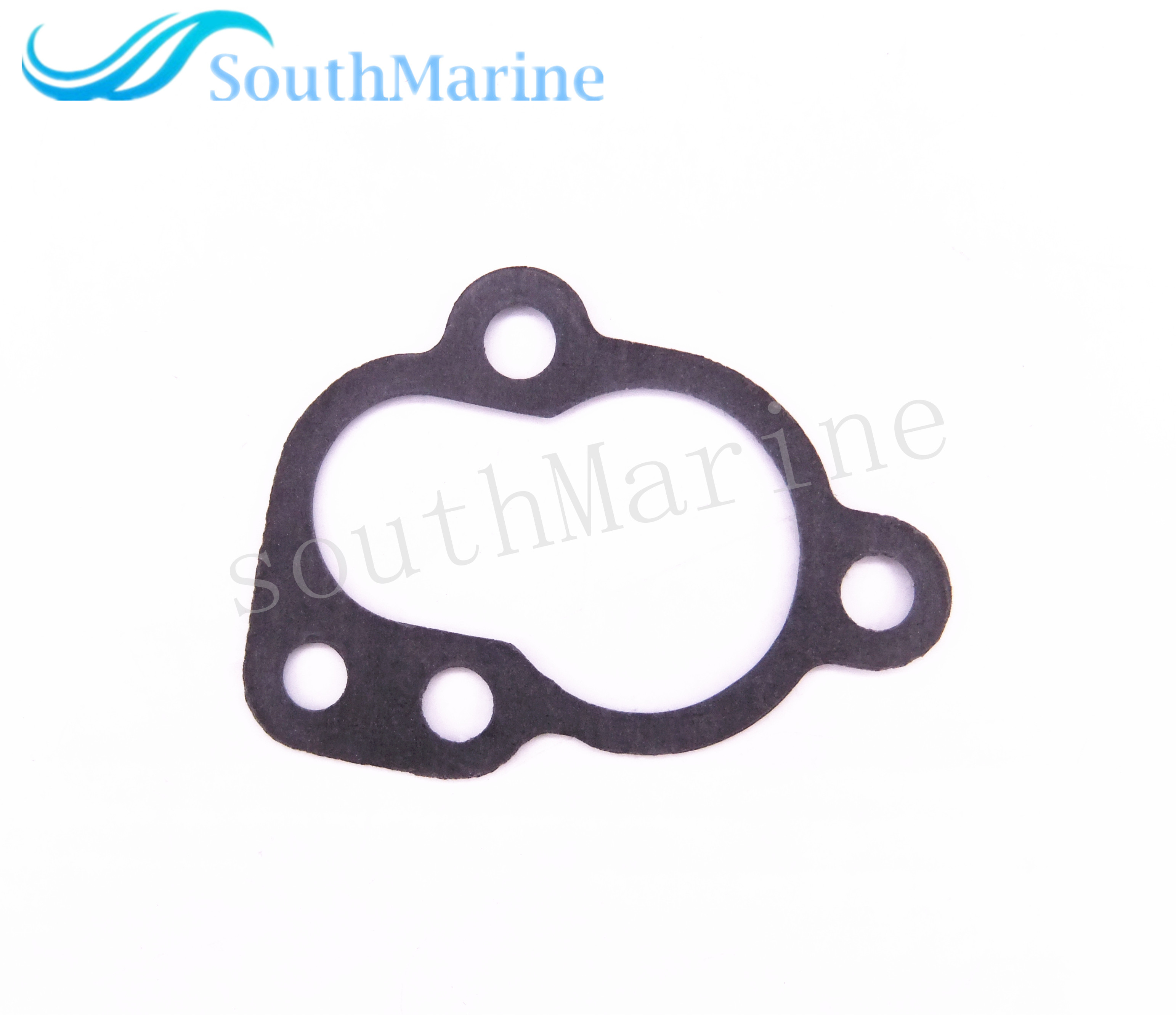 Boat Motor 655-12414-A1 Thermostat Cover Gasket for Yamaha 2-Stroke 25F 30F Outboard Engine