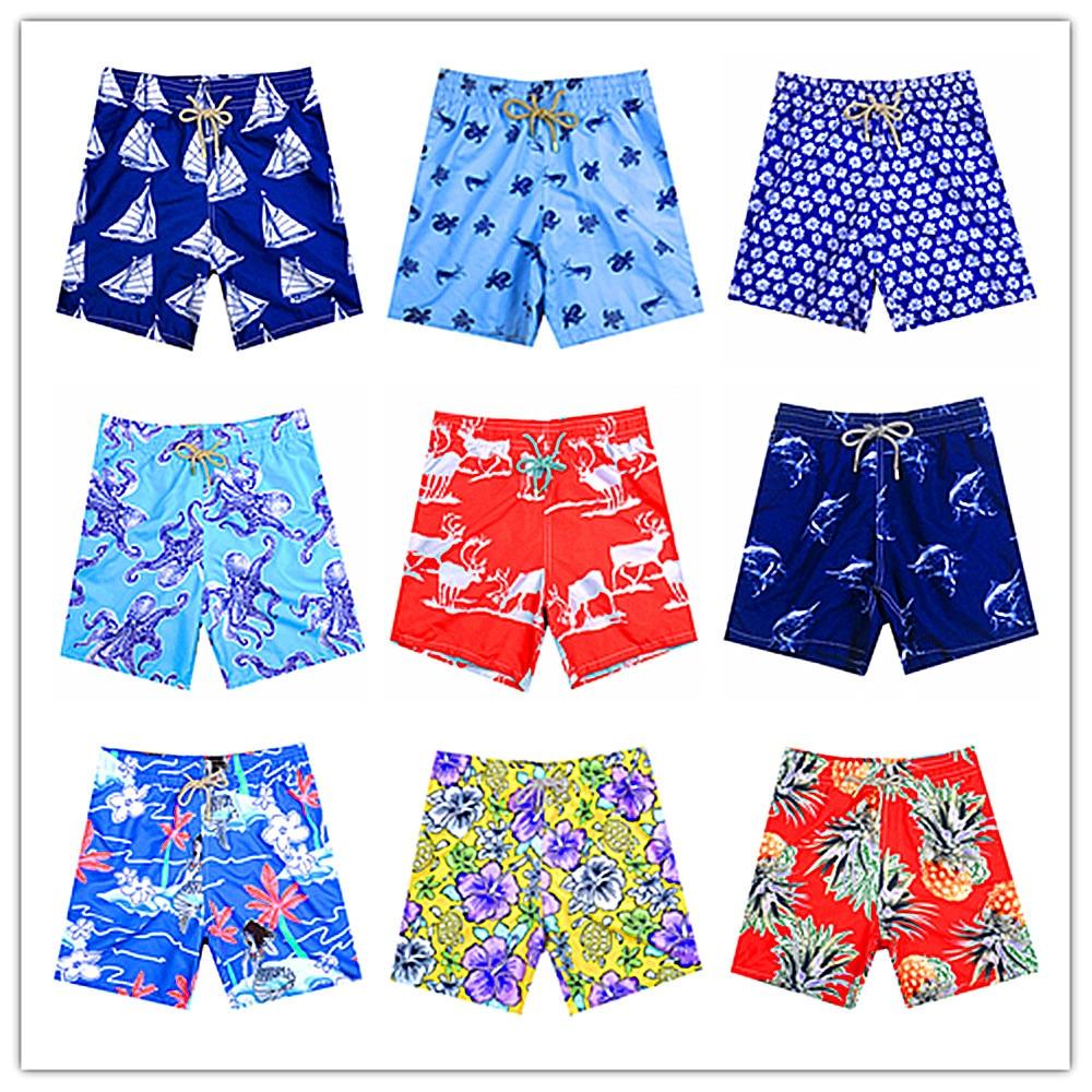 New brand men shorts shark face boardshort casual 2018 ... |Shark Board Shorts For Men