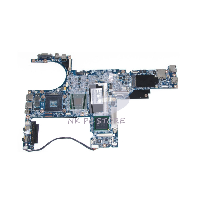 446402-001 Notebook PC Main Board For Hp 6910 6910P Laptop Motherboard PM965 DDR2 with Free CPU original 615842 001 motherboard fit for hp cq32 g32 series notebook pc main board 100% working