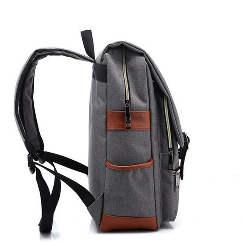 grande capacidade para laptop escola Backpack Usage : Daily Casual Backpack Laptop Backpack
