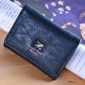 New Famous Brand Women's Purse Lady Girls Cute Bunny Clutch Purses Short Design Wallet Matte Retro Wallet Card Holder Handbag