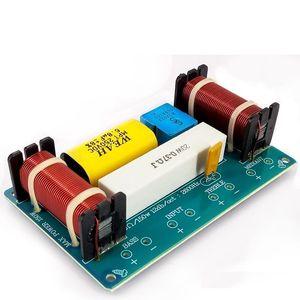Image 1 - 2 STÜCKE 120 Watt 3 Way Lautsprecher Frequenz Teiler Lautsprecher Crossover Filter Schaltung für lautsprecher box