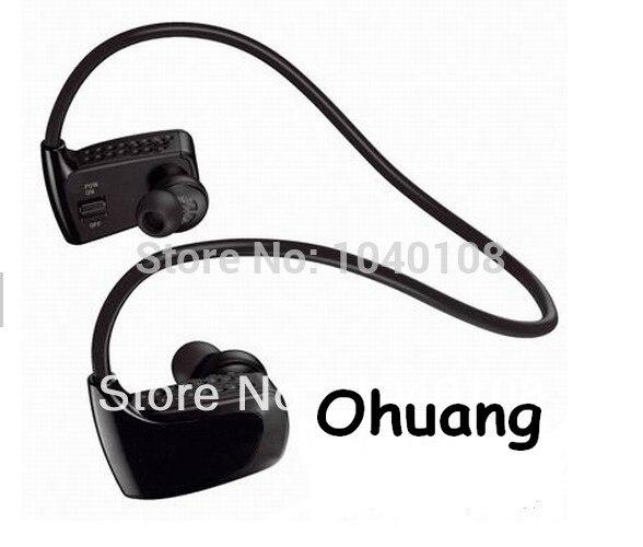 Qualité Sport W262 Neckband SEULEMENT MP3 Lecteur de Musique avec TF Fente Pour carte SD. pour la course