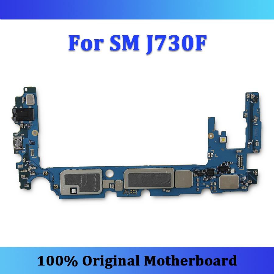 Tested Original unlocked logic board for Samsung Galaxy J7 J730F