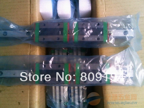 1500mm HIWIN EGR15 linear guide rail from taiwan free shipping to argentina 2 pcs hgr25 3000mm and hgw25c 4pcs hiwin from taiwan linear guide rail