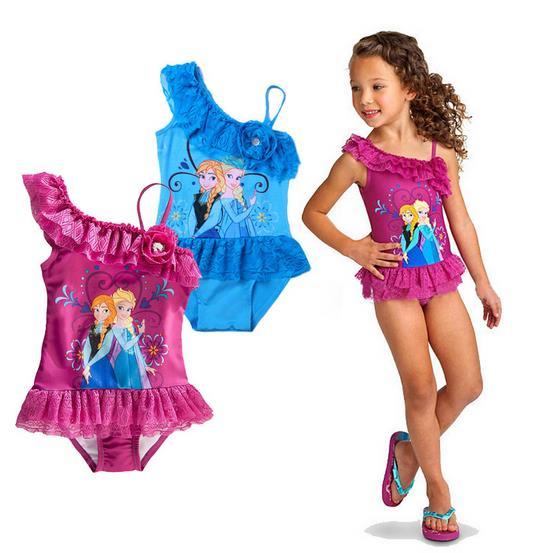 Tutu Dress Elsa Anna S 1pes Sets