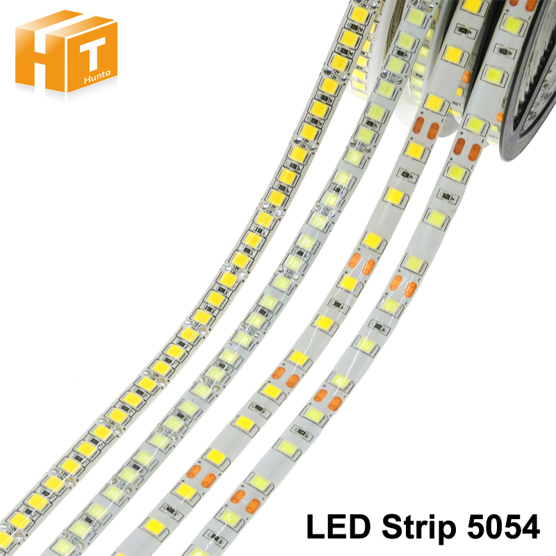 New Arrived Brighter LED Strip 5054 DC12V Flexible LED Light & RGB LED Strip 5050, 5054 Is The Upgrade Of 5050.