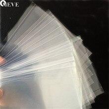 50 個 125um 250um OCA 光学的に透明なため S8 プラス S7 S6 エッジ S5 S4 S3 注 5 4 J7 OCA 糊タッチガラスレンズフィルム