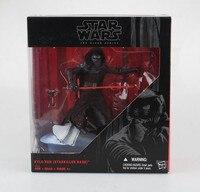 17.5 cm Japan Star Wars De Force Wekt Kylo Ren 1/8 schaal geschilderde PVC kinderen gift Action Figure Collectible Model Speelgoed T5820