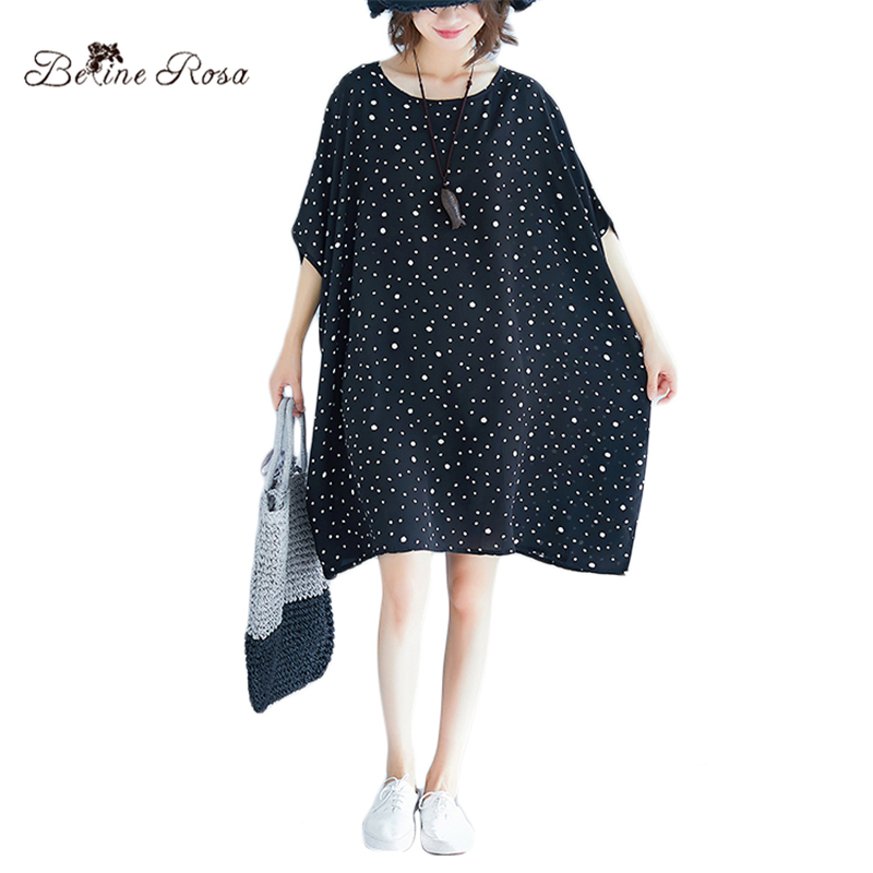 Hot Sale Belinerosa 2018 Womens Big Size Clothing Summer Beach