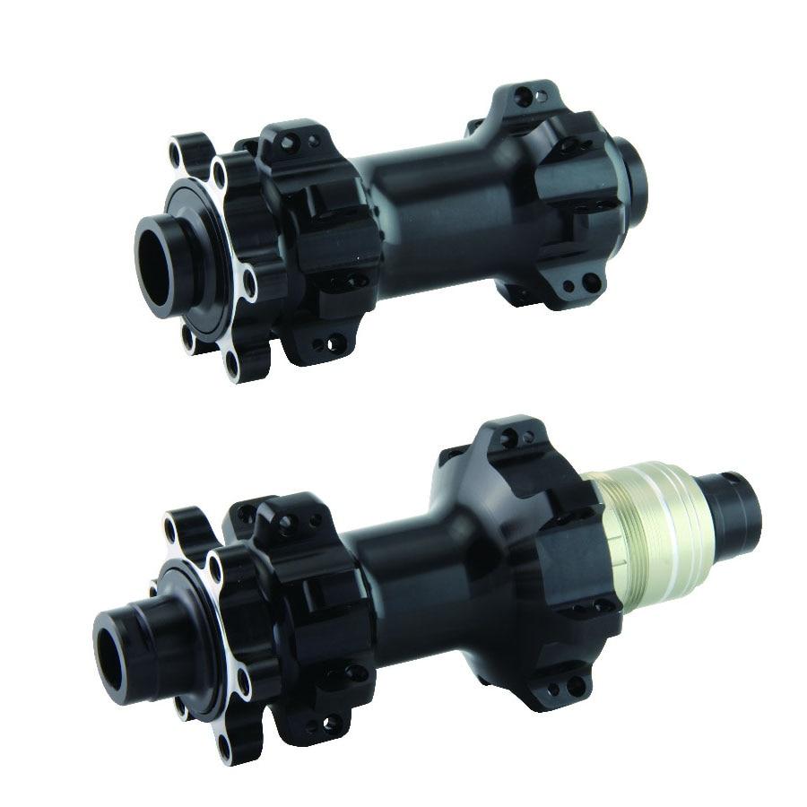 SPEEDSAFE SS28 MTB XC AM BOOST straight pull hubs 6 bolt disc 24H 28H front 110
