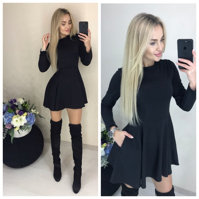 Summer Casual Dress Women...