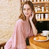 Chinese Brand Designr New Female Thin Velour Kimono Bathrobe Nightgown Lady's Dressing Gown Robe Casual Sleepwear Night Dress