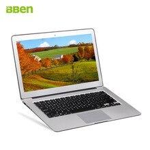 Bben laptop 13.3 Inch Windows10 Ultrabook 1920×1080 FHD Notebook computer Fast Running DDR3L 8GB RAM , 128GB SSD ROM