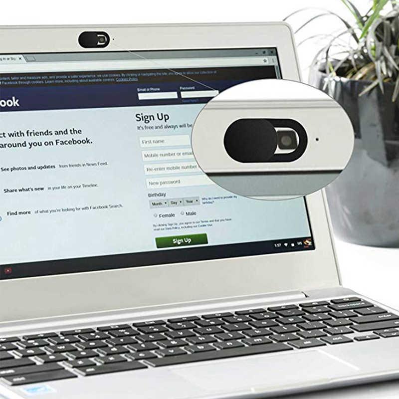 1pc 超薄型カメラシールドノートブック PC タブレット PC 携帯抗ハッカーのぞき保護プライバシーカバー