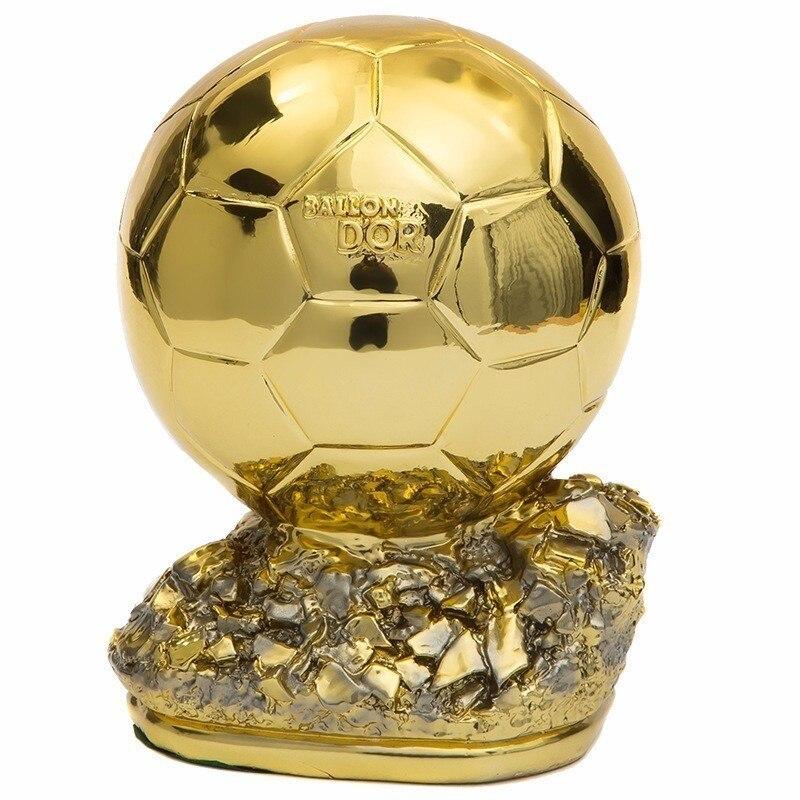 25cm 1 1 Ballon D Or Resin Replica Trophy World Footballer Of The Year 2018 19