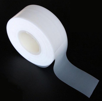 1kg/lot Width: 50mm Thickness: 0.03/0.05/0.08/0.1/0.2mm Teflon PTFE Tape Thin Film Lubricant Seal Insulation Gasket